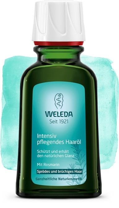 Lotiune fortifianta pentru par si scalp cu rozmarin - Weleda