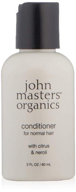 MINI Balsam pentru descurcarea parului Citrus & neroli, 60ml - John Masters Organics