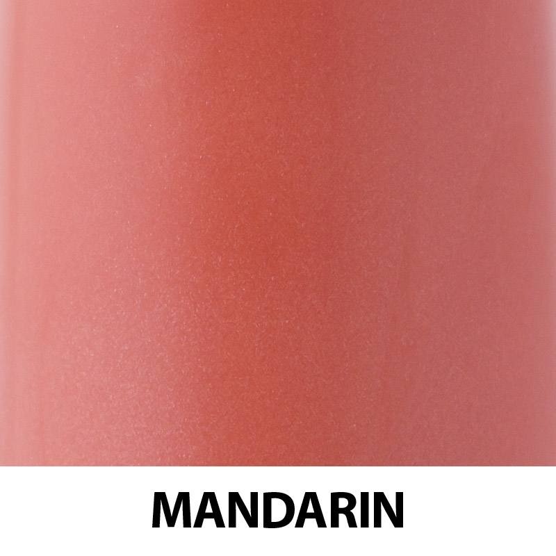 Ruj organic cu ulei de trandafiri, Mandarin - ZUII Organic