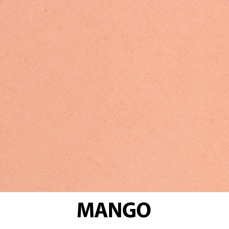 Fard de obraz organic din petale de flori, Mango - ZUII Organic