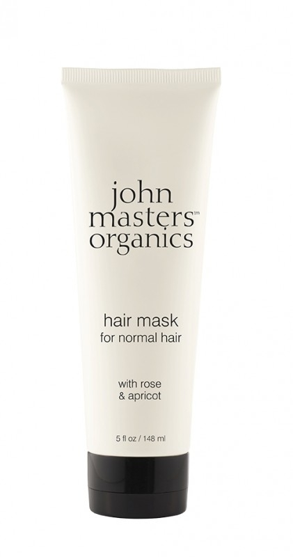 Masca de par Trandafir & Caise, 148 ml - John Masters Organics