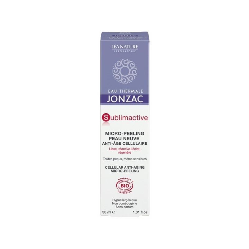 Micro-peeling Cellular anti-aging Sublimactive, 30ml - JONZAC