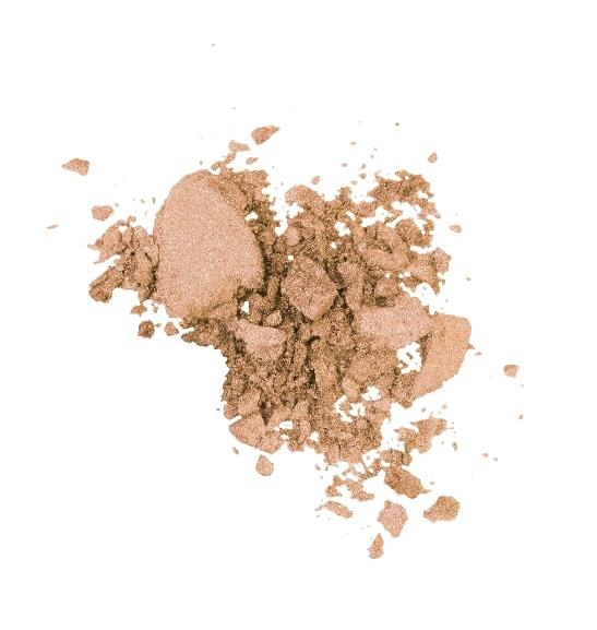 Fard bio de pleoape Golden Copper 25 - LAVERA