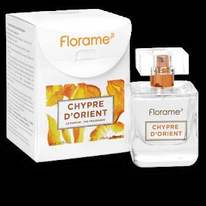 Parfum BIO Chypre d'Orient, 50 ml - Florame