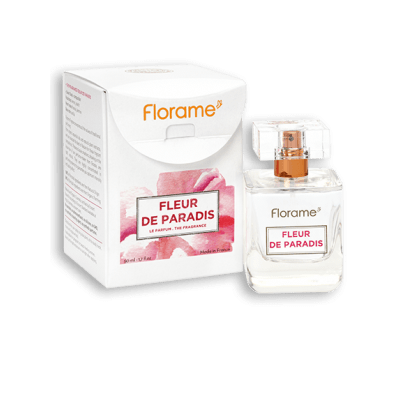 Parfum BIO Fleur de Paradis, 50 ml - Florame
