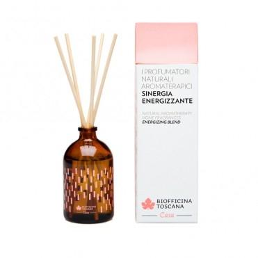 Parfum de camera energizant, 100ml - Biofficina Toscana