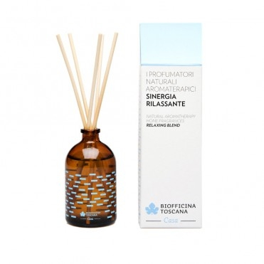 Parfum de camera relaxant, 100ml - Biofficina Toscana