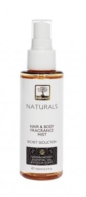 Parfum pentru par si corp Secret Seduction, 100ml - BIOselect Naturals