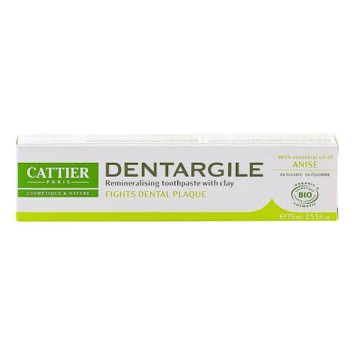 Pasta de dinti bio antitartru cu anason, Dentargile - CATTIER
