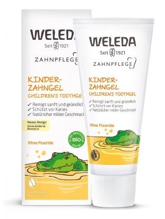 Pasta de dinti pentru bebe & copii - Weleda Baby