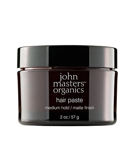 Pasta modelatoare pentru par, fixare medie, 57g - John Masters Organics