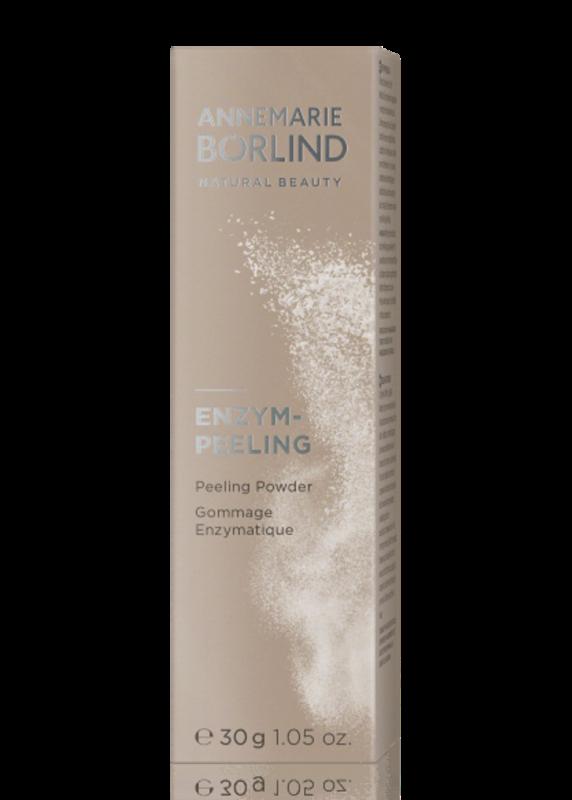 Peeling enzimatic cu aloe vera, 30g - Annemarie Borlind
