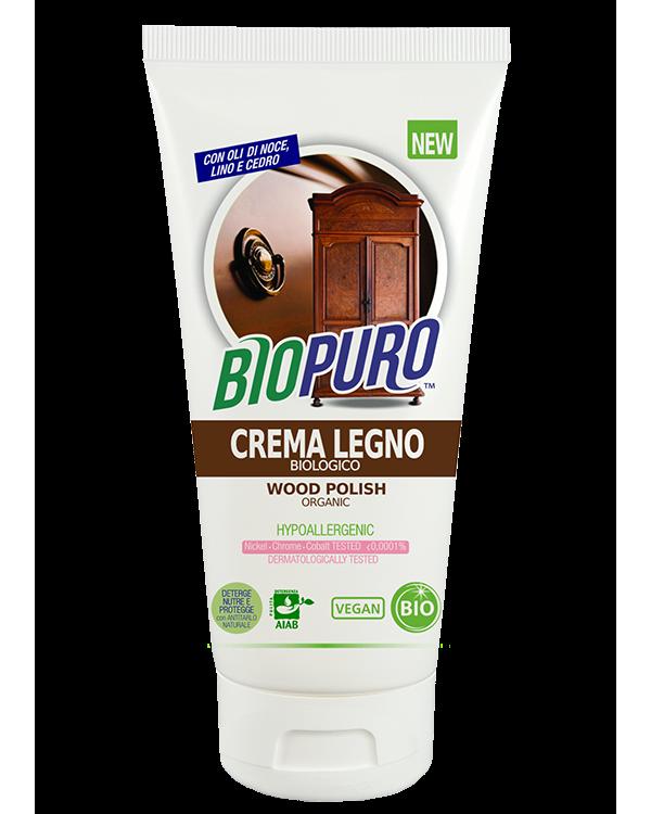 Polish pentru mobila, ecologic, hipoalergen, 200 ml - Biopuro