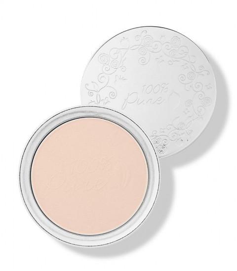 Pudra cu pigmenti din fructe si antioxidanti, Creme - 100 Percent Pure Cosmetics