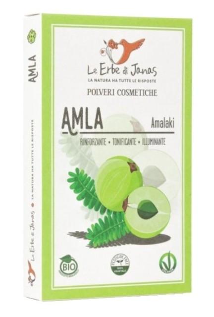 Pudra de Amla, 100 g - Erbe di Janas
