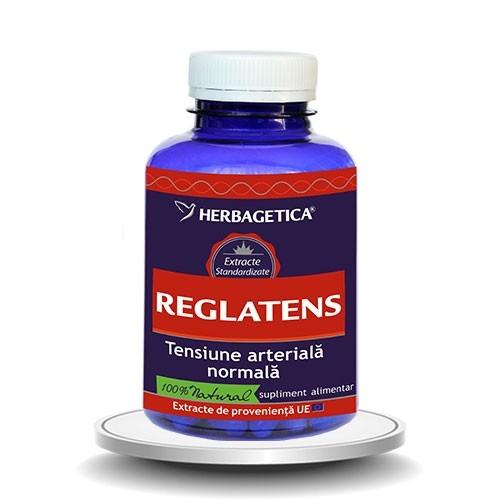 Reglatens, 60 capsule - HERBAGETICA
