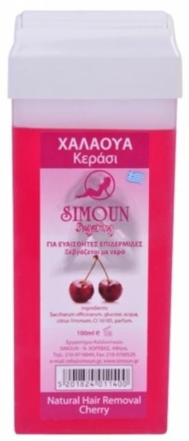 Roll on ceara de zahar pentru epilat Cirese, 100 ml - Simoun