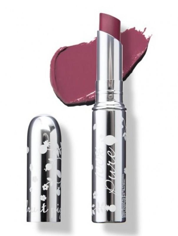 Ruj de buze cu pigmenti din fructe, Fig - 100 Percent Pure Cosmetics
