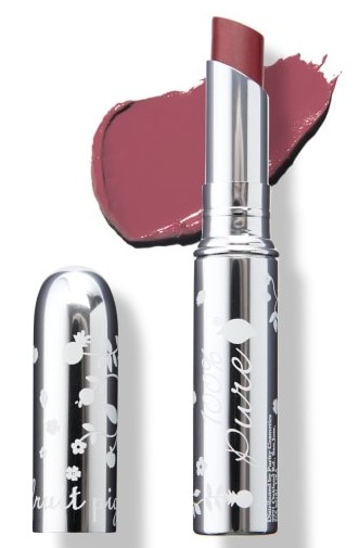 Ruj de buze cu pigmenti din fructe, Rosehip - 100 Percent Pure Cosmetics
