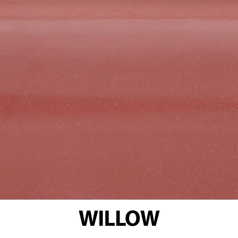 Ruj organic lichid  cu ulei de trandafiri, Willow - ZUII Organic