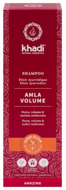 Sampon ayurvedic pentru volum si stralucire cu Amla - Khadi