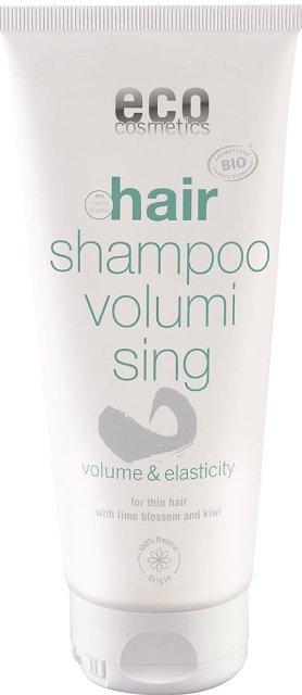 Sampon bio pentru volum cu kiwi si lime - Eco Cosmetics
