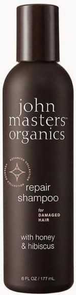 Sampon reconstructor Miere & Hibiscus, 177 ml - John Masters Organics