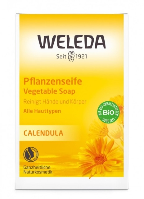 Sapun vegetal cu extract de galbenele - Weleda Baby