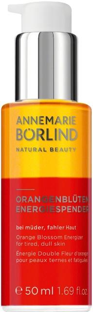 Ser energizant bifazic pentru ten obosit Orange Blossom, 50ml - Annemarie Borlind