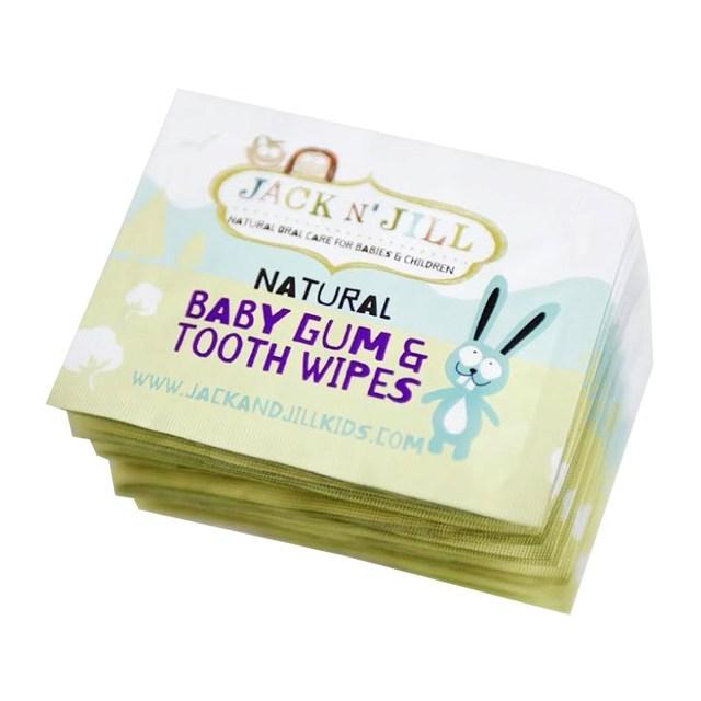 Servetele dinti si gingii pentru prevenirea cariilor de biberon - Jack n' Jill