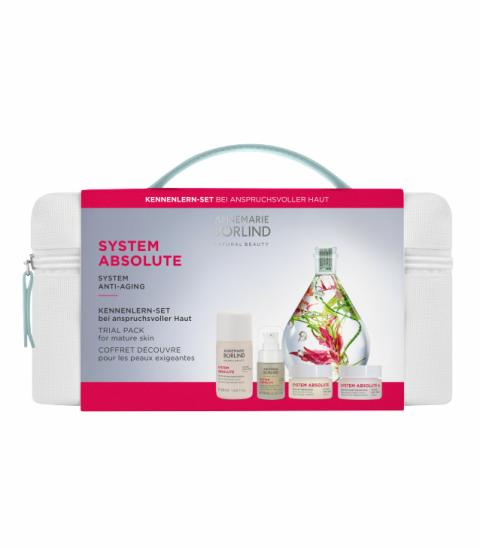 Set cosmetice System Absolute pentru ten matur - Annemarie Borlind
