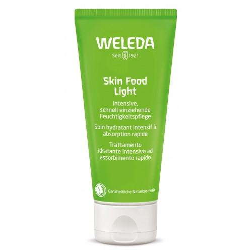 Skin Food Light, crema nutritiva piele uscata, ten si corp, 75 ml - Weleda