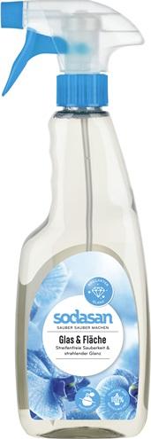 Solutie bio de curatat geamuri si suprafete, 500 ml - Sodasan