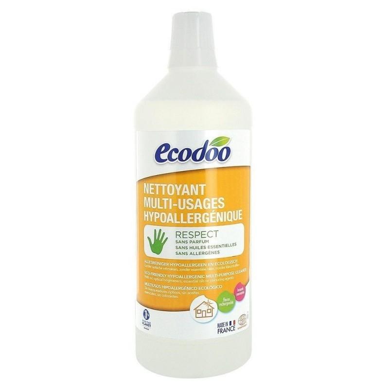 Solutie de curatare multi suprafete, hipoalergenica, 1L - Ecodoo
