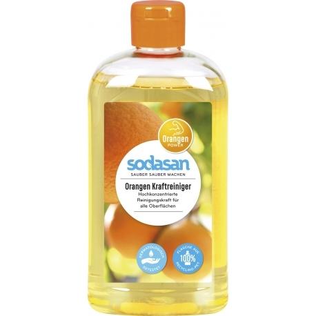Solutie de curatare universala Portocala, 500 ml - Sodasan