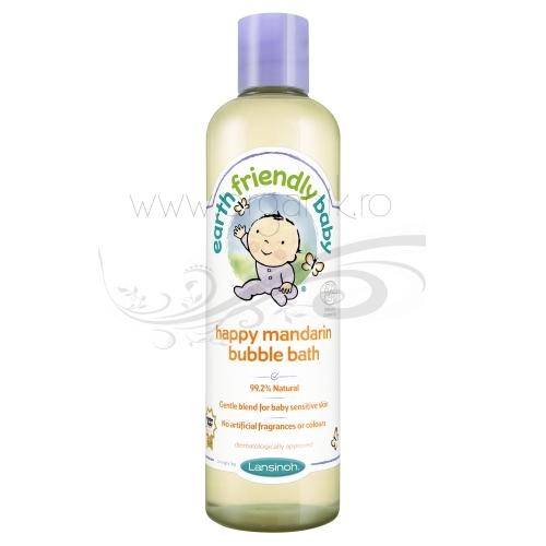 Spumant de baie pentru copii cu mandarine - Earth Friendly Baby