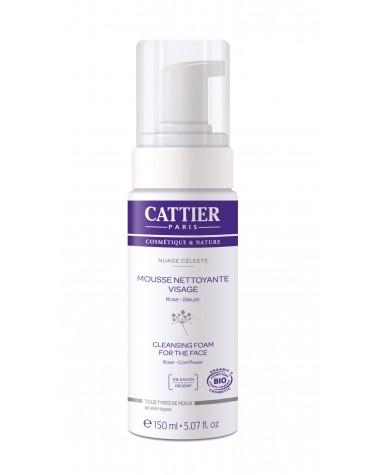 Spuma de curatare hidratanta Nuage Celeste - CATTIER
