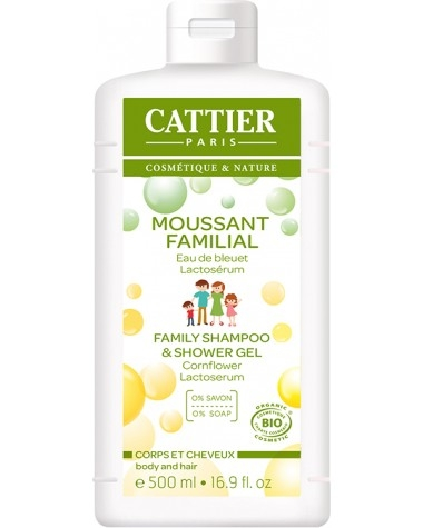 Spuma de curatare pentru toata familia, 500 ml - CATTIER