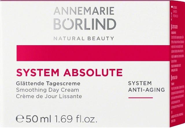System Absolute Crema de zi anti-ageing, 50ml - Annemarie Borlind