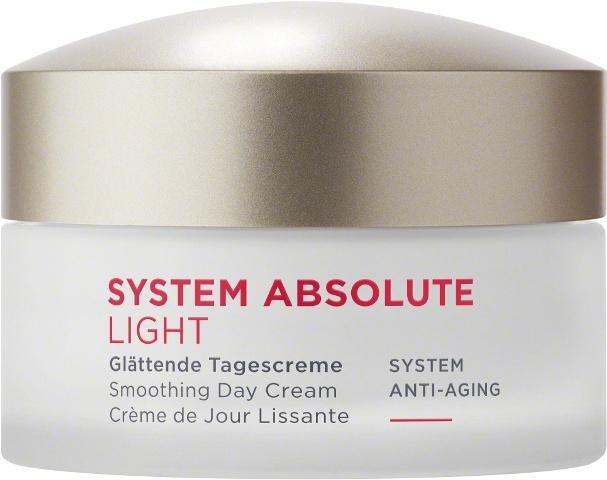 System Absolute Crema de zi anti-ageing cu textura light, 50ml - Annemarie Borlind