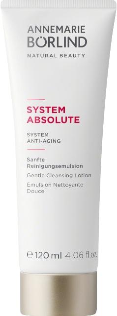 System Absolute Lotiune demachianta anti-ageing, 120ml - Annemarie Borlind