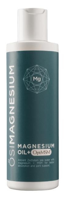 Ulei de Magneziu + OptiMSM, 100ml - OsiMagnesium
