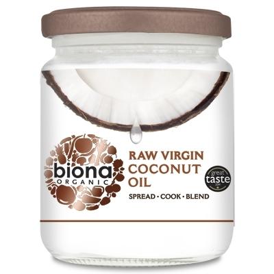 Ulei de cocos virgin BIO, 200g - Biona