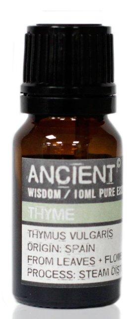 Ulei esential de Cimbru (Thymus Vulgaris), 10ml - Ancient Wisdom