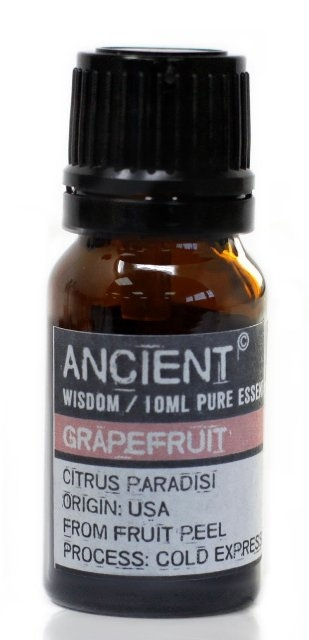 Ulei esential de Grapefruit (Citrus Paradisi), 10ml - Ancient Wisdom