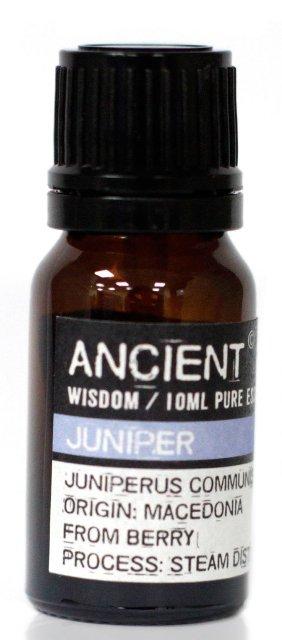 Ulei esential de Ienupar (Juniperus Communis), 10ml - Ancient Wisdom