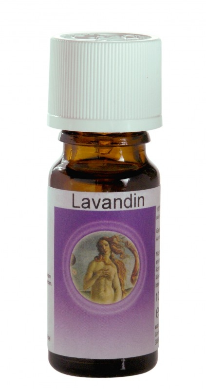 Ulei esential de Lavandin (Lavendula Hybrida) organic, 10 ml - Eco Cosmetics