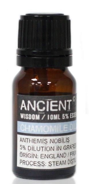 Ulei esential de Musetel Roman dilutie 5% (Anthemis Nobilis), 10ml - Ancient Wisdom