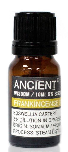 Ulei esential de Tamaie dilutie 5% (Boswellia Carterii), 10ml - Ancient Wisdom