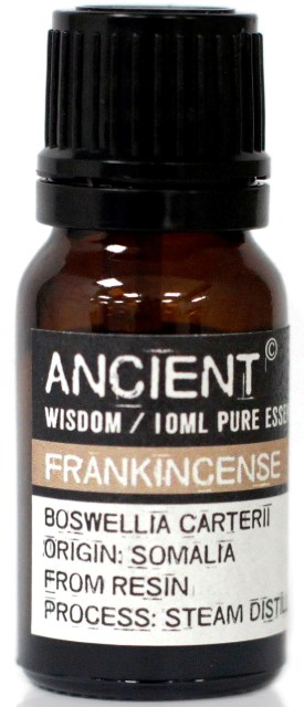 Ulei esential pur de Tamaie (Boswellia Carterii), 10ml - Ancient Wisdom